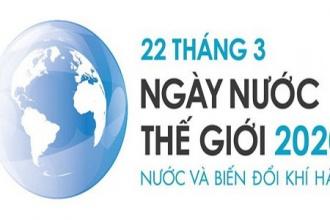 BQL VQG Phong Nha – Kẻ Bàng hưởng ứng Ngày Nước thế giới, Ngày Khí tượng thế giới 2020